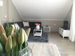 Heldes Ferienwohnung Haberberg - Wohnzimmer