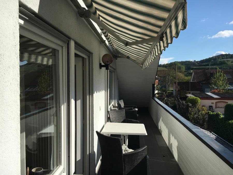 Heldes Ferienwohnung Haberberg - Balkon