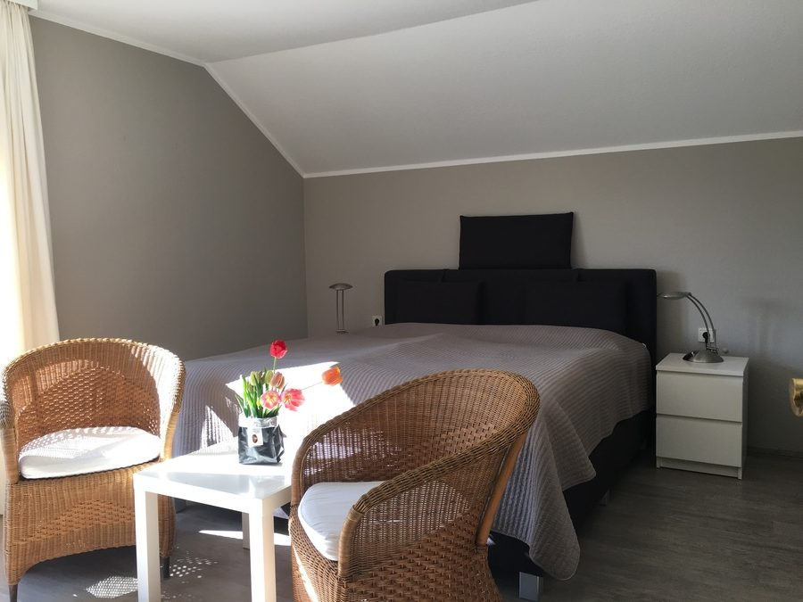 Heldes Ferienwohnung Haberberg - Schlafzimmer