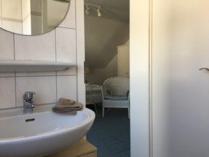 Heldes Ferienwohnung Hochberg - Badezimmer