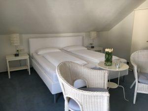 Heldes Ferienwohnung Hochberg - Schlafzimmer