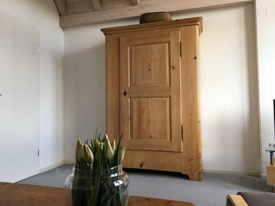 Heldes Ferienwohnung Hochberg - Wohnzimmer